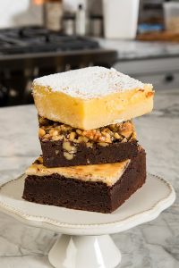 LSI-7790 - Stacked Brownies on Stand_667